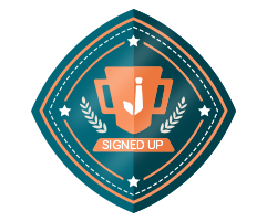 Signup Badge